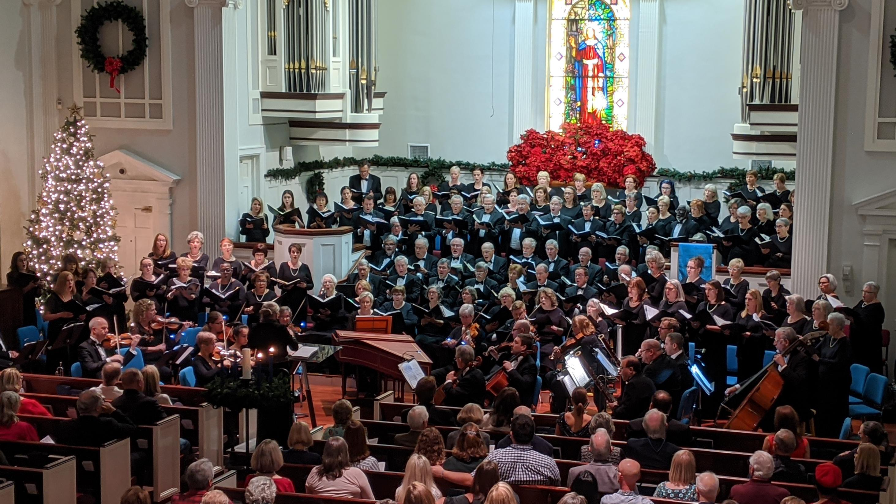 Messiah Concerts